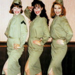 The Satin Dolls entertain at the Hyatt Orlando